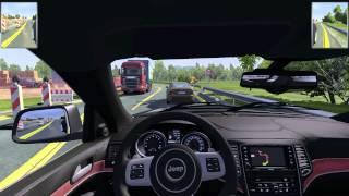ETS2 Road Trip #5: Auxerre (FR) - Bossancourt (FR) | Euro Truck Simulator 2