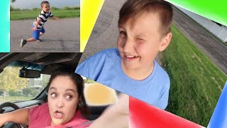 SNEAKING out of SCHOOL! Don't get CAUGHT! PART 2
