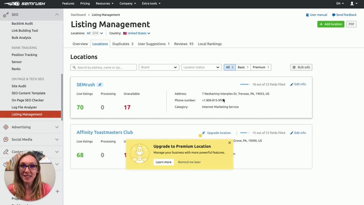Listing Management Premium Location image 7