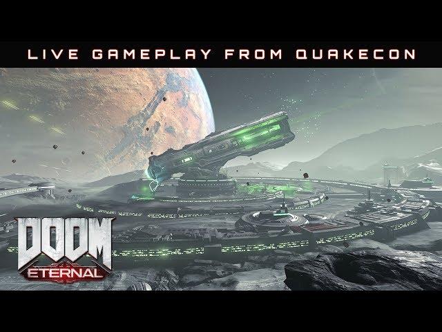 Doom Eternal initial review: Most glorious, goriest Doom yet?