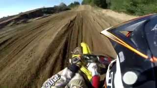 preview picture of video 'GO PRO CRASH 2014 MX Żory'