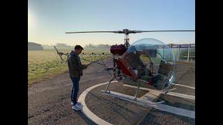 Safari 400 Helicopter VFR Flight
