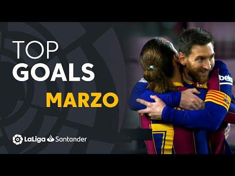TOP GOALS March LaLiga Santander 2020/2021