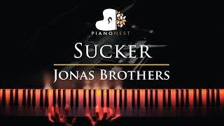 Jonas Brothers   Sucker   Piano Karaoke  Sing Along Cover With Lyrics