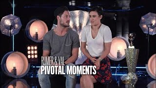 DWTS  Road To Finals Rumer Willis and Val Pivotal Moment Dancing With The Stars Season 20