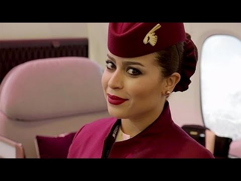 Qatar Airways: η πιο μεγάλη πτήση στον κόσμο Ντόχα – Όκλαντ – economy