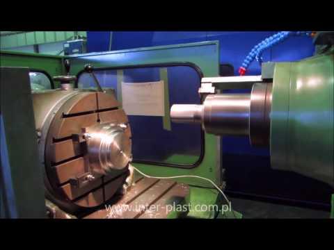 Precyzyjna frezarko-wiertarka - Precise milling-boring machine - DIXI 220 CNC 4400 - zdjęcie