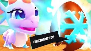 DragonVale World - How to breed Encanted Dragons!