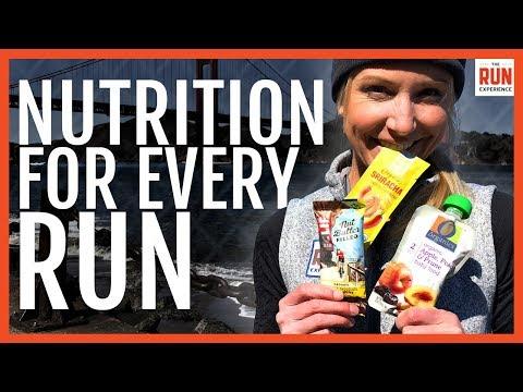 The Best Running Nutrition For Short, Medium, and Long Runs