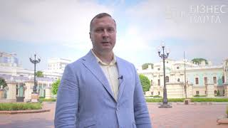 Валерій Ткачов - голова робочої група «Вантажні залізничні перевезення»