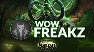 wow freakz legion español - Kênh video giải trí dành cho