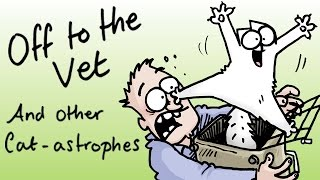 Simon's Cat, The Making of 'Off to the Vet