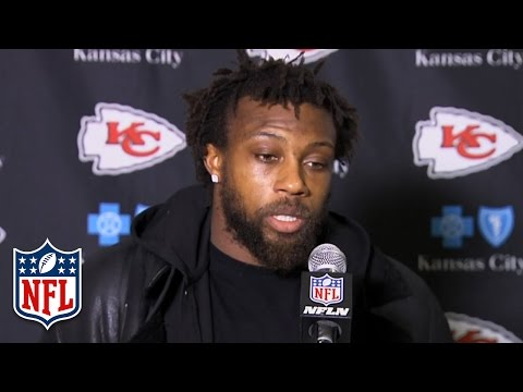 Eric Berry's Emotional Homecoming Press Conference | Chiefs vs. Falcons | NFL