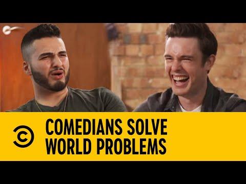 Comedians Solve World Problems - Politics | Comedy Central UK