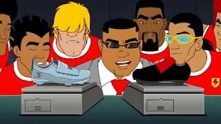 Supa Strikas - Season 2 Episode 14 - Led Steppin' | Kids Cartoon