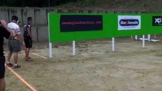 2013 USPSA Area 7 - JJ Racaza - Production - Stage 6
