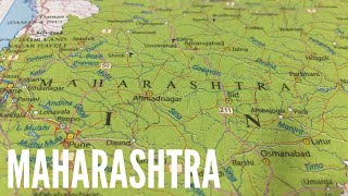 All about Maharashtra | Map of Maharashtra| जानिये महाराष्ट्र के बारे में। Important Topics Covered