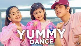 Justin Bieber - YUMMY Siblings Dance | Ranz and Niana ft natalia