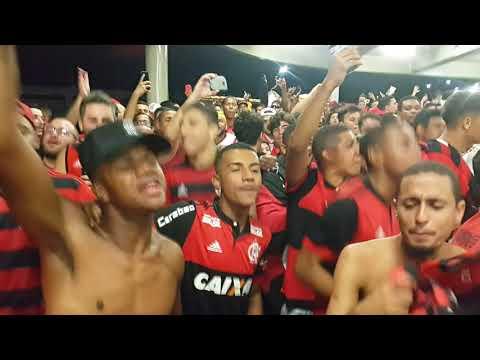 Torcida do Flamengo na Rampa do Maracanã - Copa do Brasil - Flamengo 1x0 Grêmio