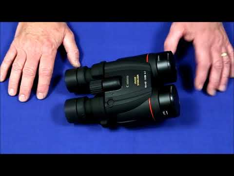 Canon 10×42 L IS WP Binocular Review