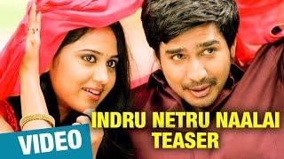 Indru Netru Naalai First Look Teaser | Vishnu Vishal, Miya George, Karunakaran