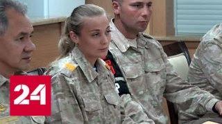 Асад поблагодарил Владимира Путина и российских военных за спасение Сирии - Россия 24