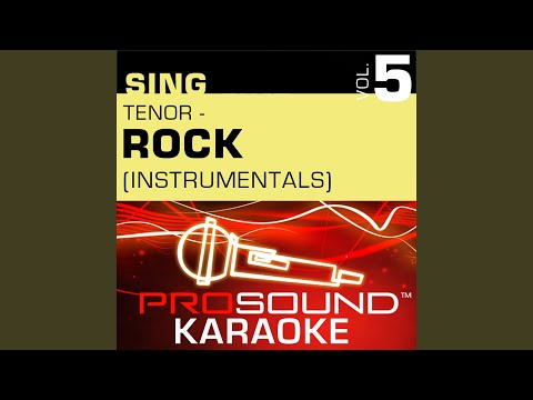 Flake (Karaoke Instrumental Track) (In the Style of Jack Johnson)