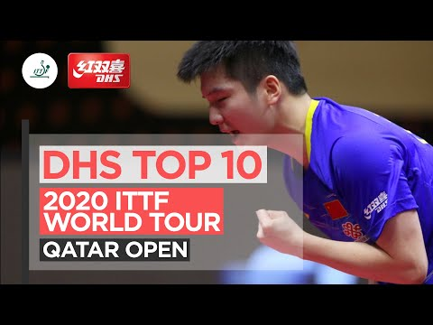 DHS Top 10 Points | 2020 Qatar Open 2020.3.22