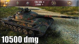 Объект 140 как играют статисты в World of Tanks лучший бой на ст