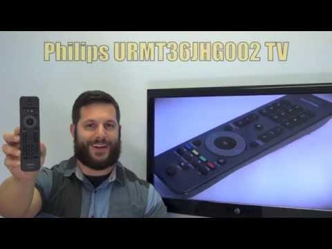 PHILIPS YKF230024 TV Remote Control