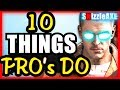 10 THINGS GOOD PLAYERS DO IN ZOMBIES - Are YOU A Smart Zombies Player? #2