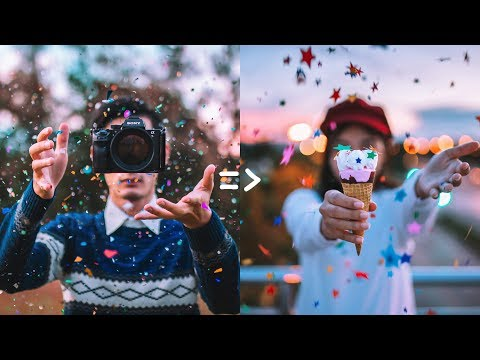 13 creative photography ideas by kanbokeh