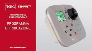 Toro Tempus Modulo 2 Italian