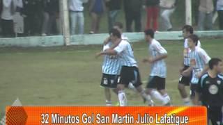preview picture of video 'Fecha 10 - San Carlos vs. San Martín (MJ) - Argentinos (MJ)  vs Progreso'