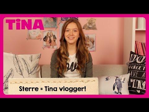 Even voorstellen: NIEUWE TINA VLOGGER STERRE | Tina