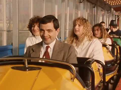 Mr. Bean En El Parque De Diversiones