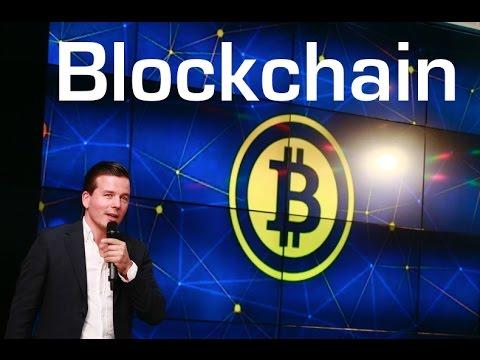 Jarno Duursma - de impact van Bitcoin en Blockchain