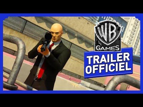 Trailer de gameplay pour le lancement de Hitman 2