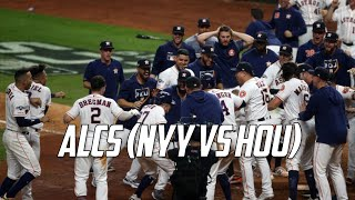 MLB | 2019 ALCS Highlights (NYY vs HOU)