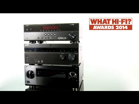 Best AV receivers 2014 - What Hi-Fi? Awards