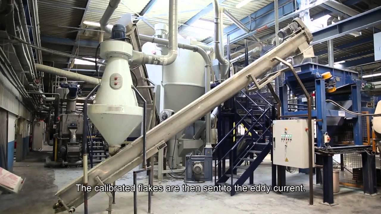 REGENE ATLANTIQUE : une ligne de tri des plastiques haute technologie - SUEZ