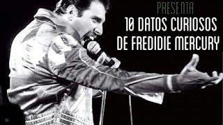 Voz en Off - 10 Datos Curiosos de Freddie Mercury