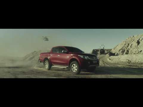 Mitsubishi Commercial for Mitsubishi  L200 Triton Sport (2016 - 2017) (Television Commercial)