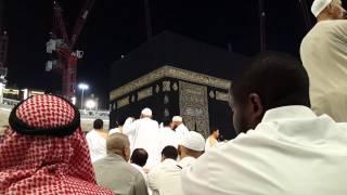 Azan Subuh di Mekah