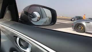 JB4 Infiniti Q50  Silver Sport vs BMW M5
