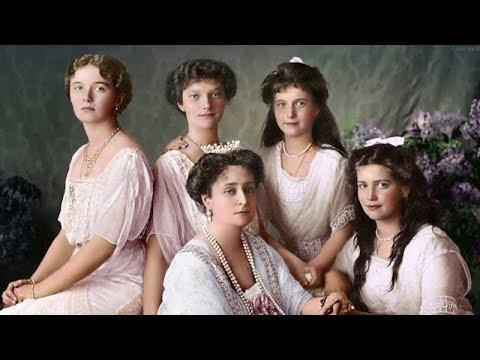Почему дочери Николая II не вышли замуж?