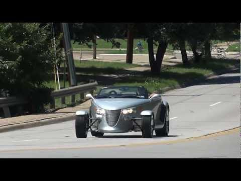 2001 Plymouth Prowler Quick Look