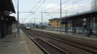 preview picture of video 'Eurostar 9466 in transito a Bologna Corticella'