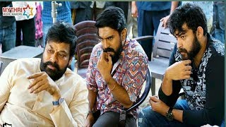 Rangasthalam Behind the scenes 2/Ramcharan/Sukumar/Samantha/Mythri Movie makers