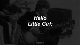 Hello Little Girl - John Lennon (Subtitulada)